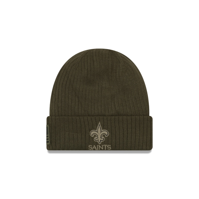New Orleans Saints NFL Salute To Service 2018  Knit Vista frontal