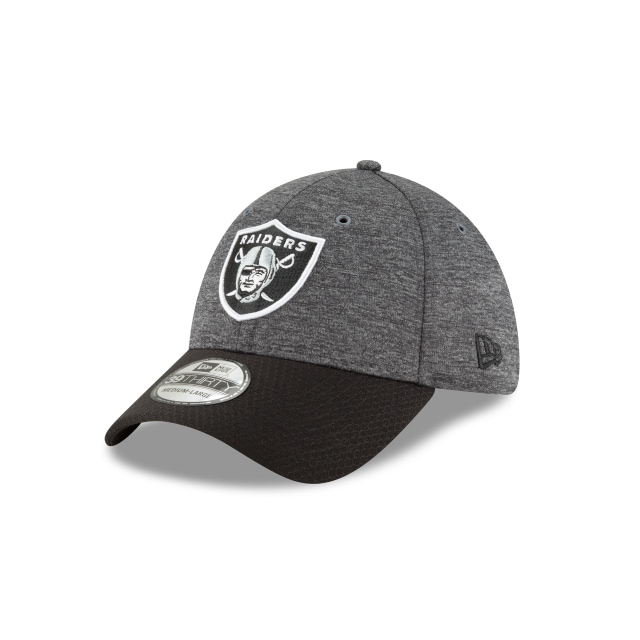 Oakland Raiders Nfl Sideline Defend 2018  39thirty Elástica | New Era Cap