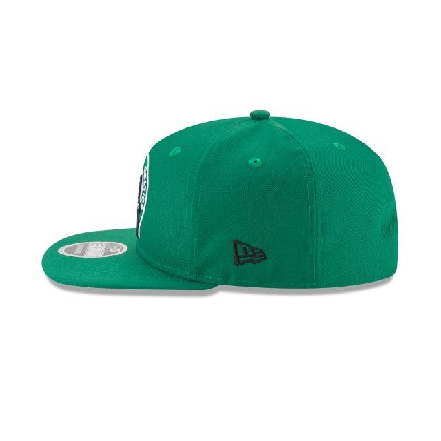 Boston Celtics Strapped Snap  9fifty Of Snapback | Boston Celtics Caps | New Era Cap