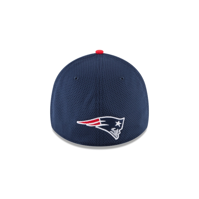New England Patriots Draft NFL 2018 39Thirty Elástica Vista trasera