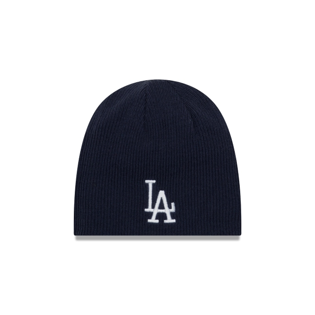 Los Angeles Dodgers Basic Team  Knit | Los Angeles Dodgers Caps | New Era Cap
