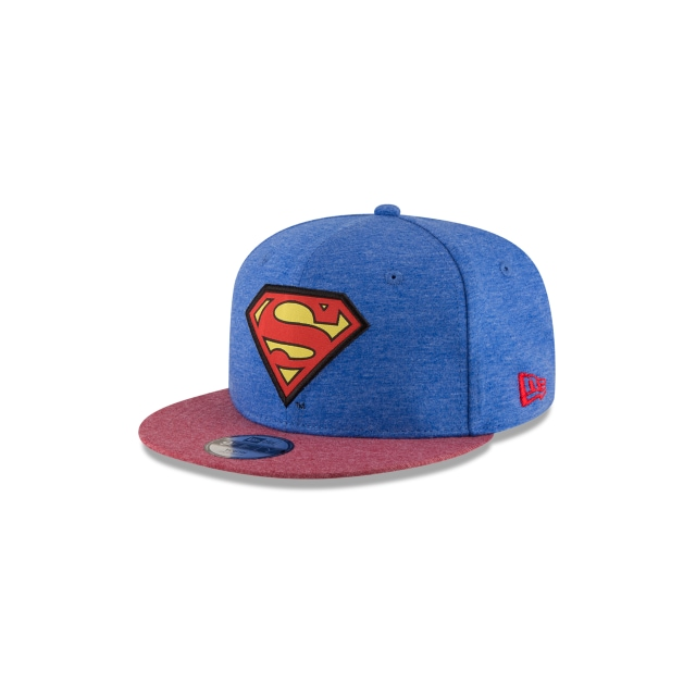 Superman Concrete Jersey Niño 9fifty Snapback | New Era Cap