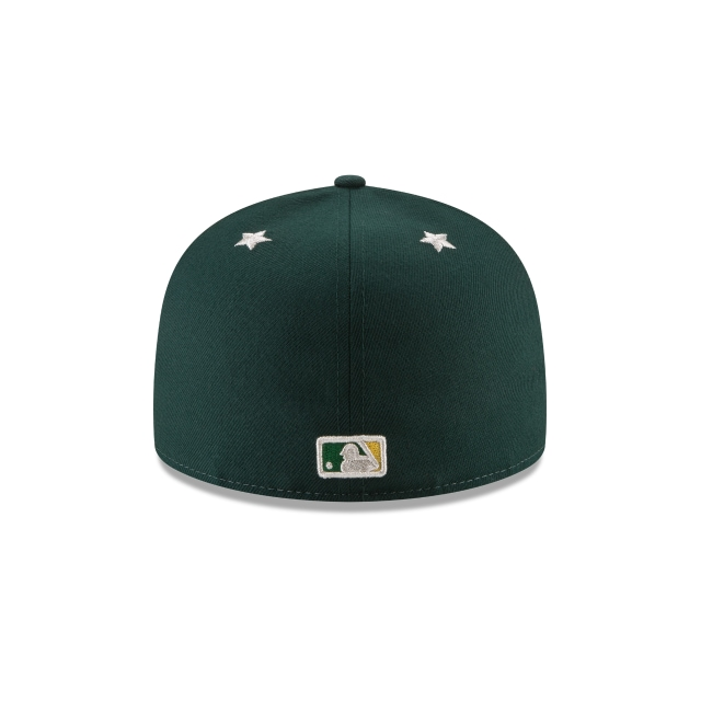 Oakland Athletics MLB All-Star Game 2018 Niño 59Fifty Cerrada Vista trasera