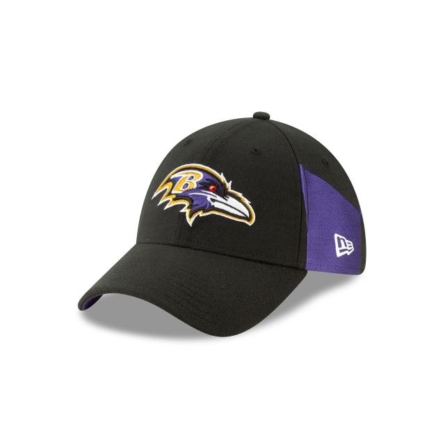 Gorra De Baltimore Ravens Nfl Draft 2019  39thirty Elástica | New Era Cap