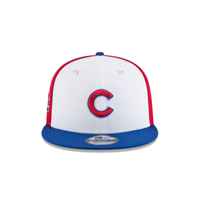 Chicago Cubs MLB All-Star Game 2018 Niño 9Fifty Snapback Vista frontal