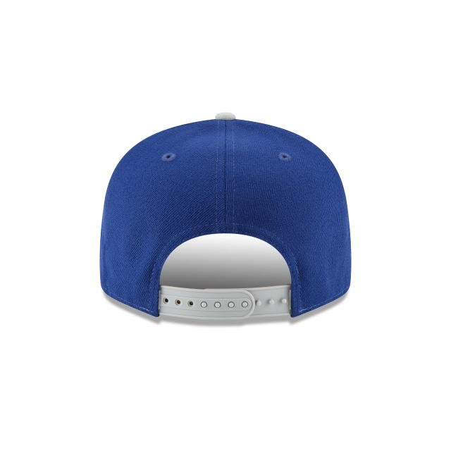 Los Angeles Dodgers Side Stated 9Fifty Snapback Vista trasera