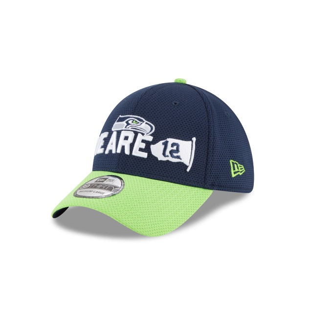 Seattle Seahawks Draft Nfl 2018 39thirty Elástica | New Era Cap