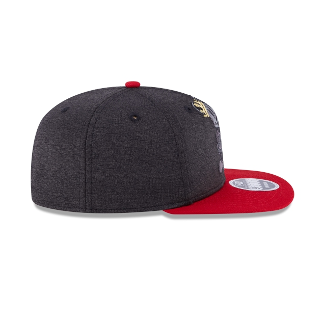Mickey Mouse Heather Huge Snap  9Fifty OF Snapback Vista derecha