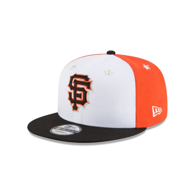 San Francisco Giants MLB All-Star Game 2018 Niño 9Fifty Snapback Vista izquierda tres cuartos