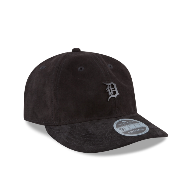Detroit Tigers Injection Pack Snakeskin 9Fifty RC Snapback Vista derecha tres cuartos