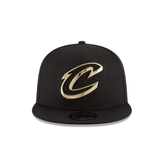 Cleveland Cavaliers Metal Framed 9Fifty Snapback Vista frontal