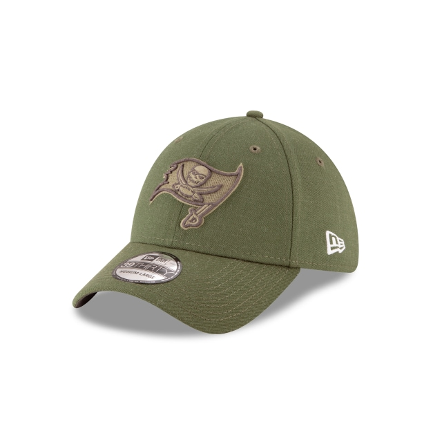 Tampa Bay Buccaneers Nfl Salute To Service 2018  39thirty Elástica | New Era Cap