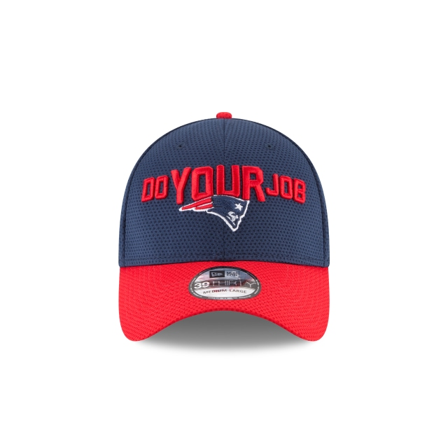 New England Patriots Draft NFL 2018 39Thirty Elástica Vista frontal