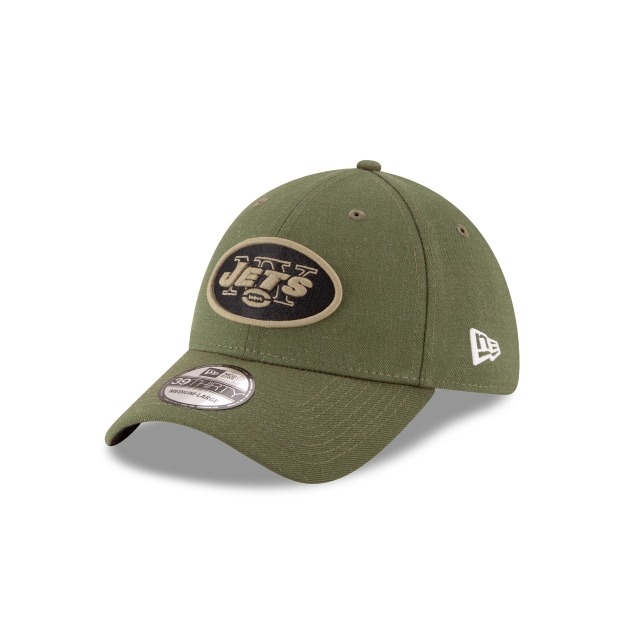 New York Jets Nfl Salute To Service 2018  39thirty Elástica | New Era Cap