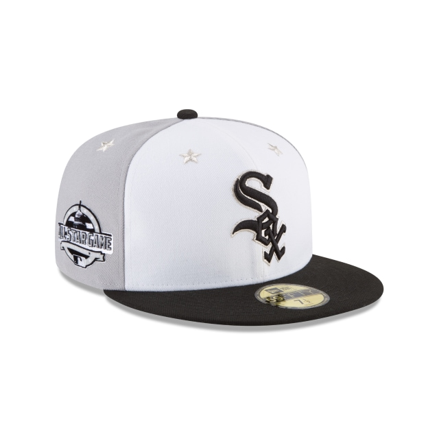 Chicago White Sox MLB All-Star Game 2018 Niño 59Fifty Cerrada Vista derecha tres cuartos