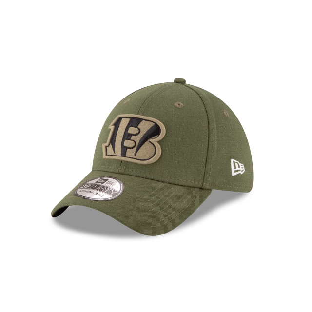 Cincinnati Bengals Nfl Salute To Service 2018  39thirty Elástica | New Era Cap