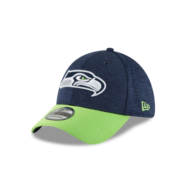 Seattle Seahawks Nfl Sideline Defend 2018  39thirty Elástica | New Era Cap