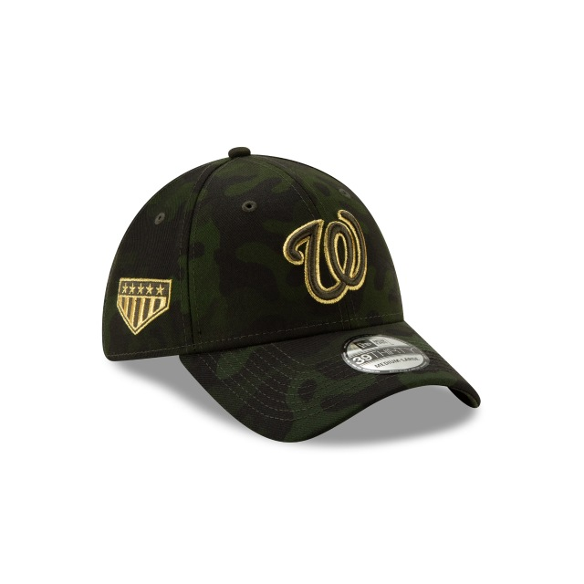 Washington Nationals Mlb Armed Forces Day 2019  39thirty Elástica | Washington Nationals Caps | New Era Cap