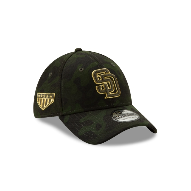 San Diego Padres Mlb Armed Forces Day 2019  39thirty Elástica | San Diego Padres Caps | New Era Cap