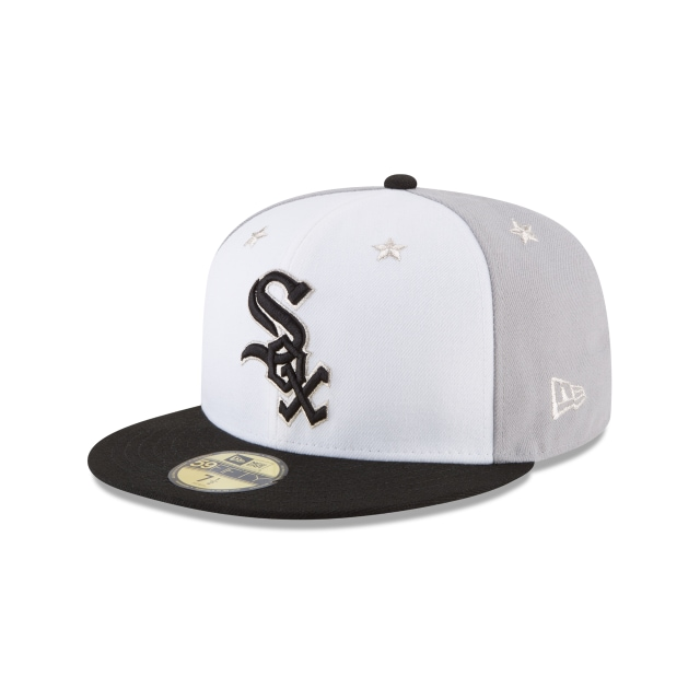 Chicago White Sox MLB All-Star Game 2018 Niño 59Fifty Cerrada Vista izquierda tres cuartos