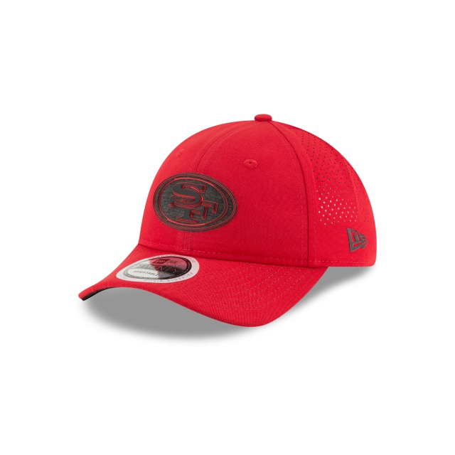 San Francisco 49ers Nfl Training 2018  9twenty Strapback | San Francisco 49ers Caps | New Era Cap