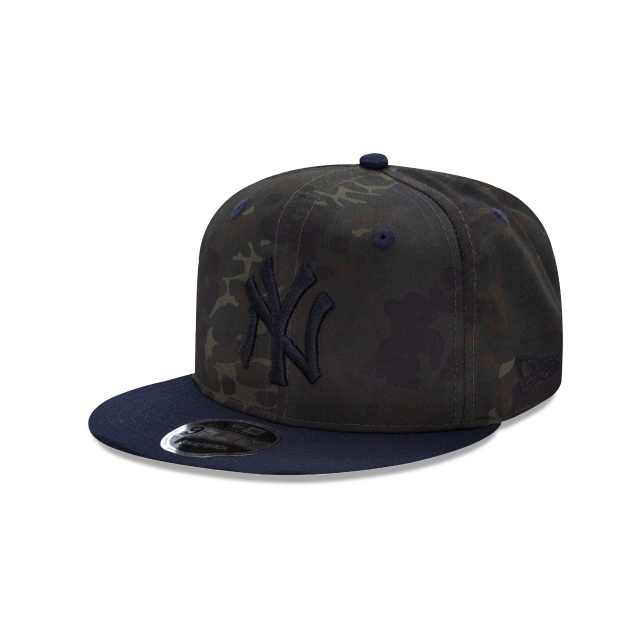 New York Yankees Basics  9Fifty OF Snapback Vista izquierda tres cuartos