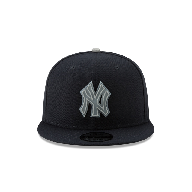 New York Yankees Team Cleared  9Fifty Snapback Vista frontal