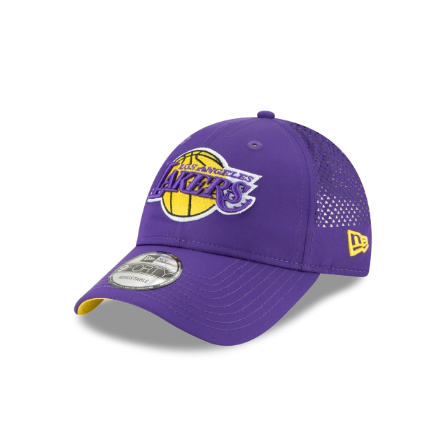 Los Angeles Lakers Perf Pivot  9forty Strapback | New Era Cap