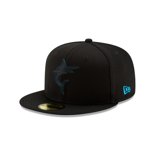 Miami Marlins Clubhouse 2019  59fifty Cerrada | New Era Cap