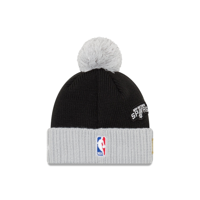 San Antonio Spurs NBA Draft 2018 Knit Vista trasera