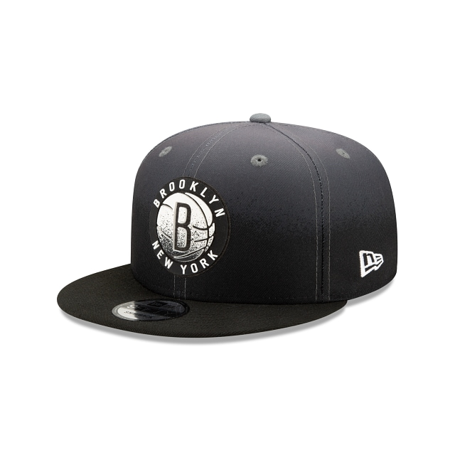 Brooklyn Nets NBA Back HaLF 2021  9FIFTY Snapback | Gorras de Brooklyn Nets | New Era México