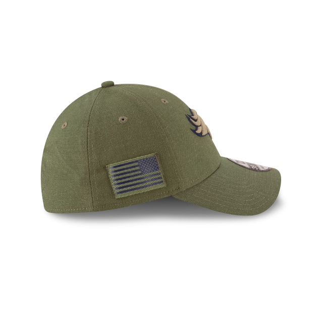 Denver Broncos Nfl Salute To Service 2018  39thirty Elástica | Denver Broncos Caps | New Era Cap