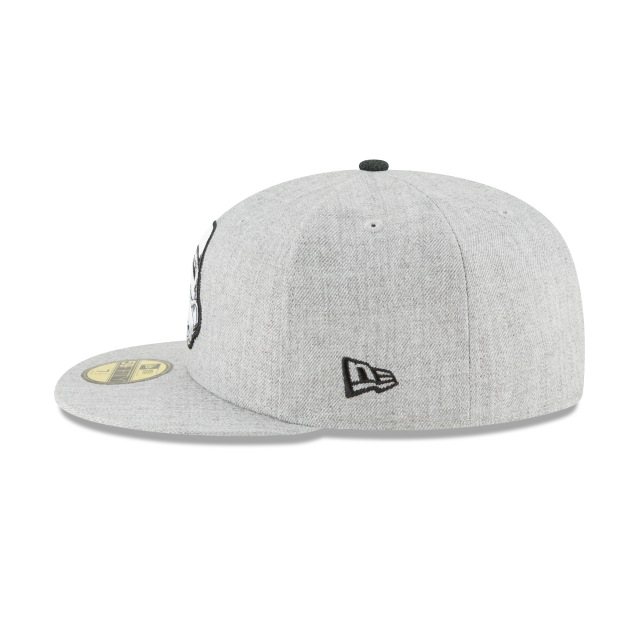 Storm Trooper Heather Hype Fit  59fifty Cerrada | Heather Hype Fit Caps | New Era Cap