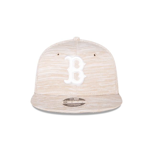Boston Red Sox Engineered Fit  9Fifty OF Snapback Vista frontal
