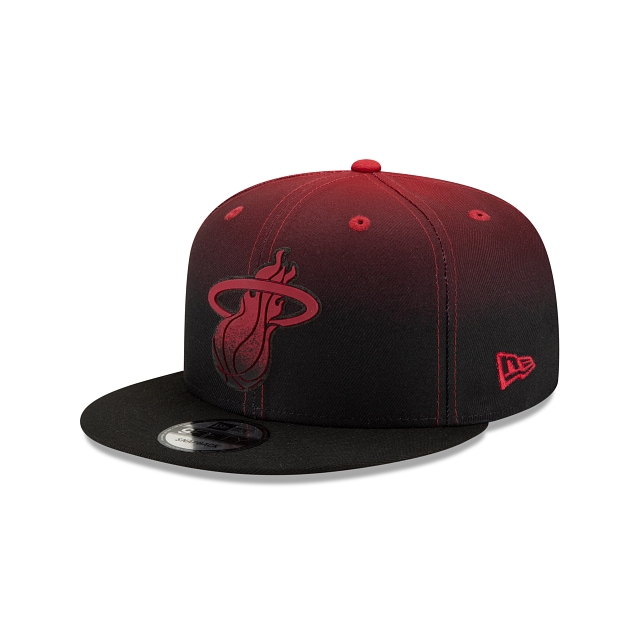 Miami Heat NBA Back HaLF 2021  9FIFTY Snapback | Gorras de Miami Heat | New Era México