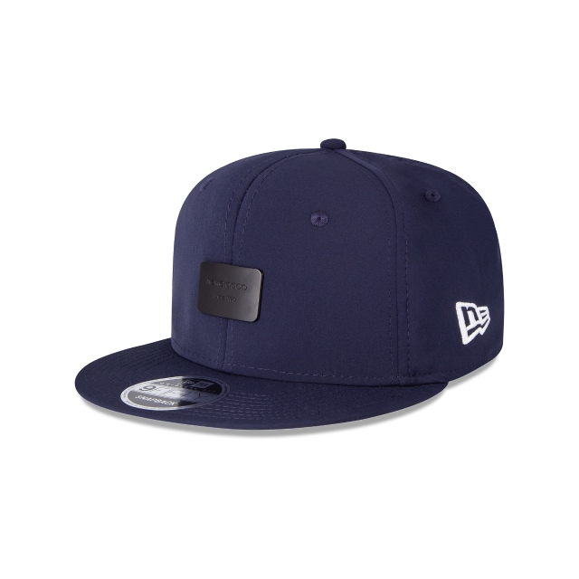 New Era Anti Athletic 9Fifty OF Snapback Vista izquierda tres cuartos