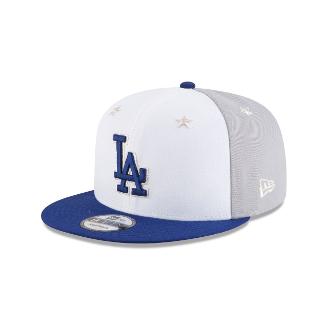Los Angeles Dodgers Mlb All-star Game 2018  9fifty Snapback | New Era Cap