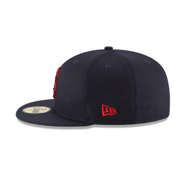 Boston Red Sox Suede Patcher  59fifty Cerrada | Boston Red Sox Caps | New Era Cap