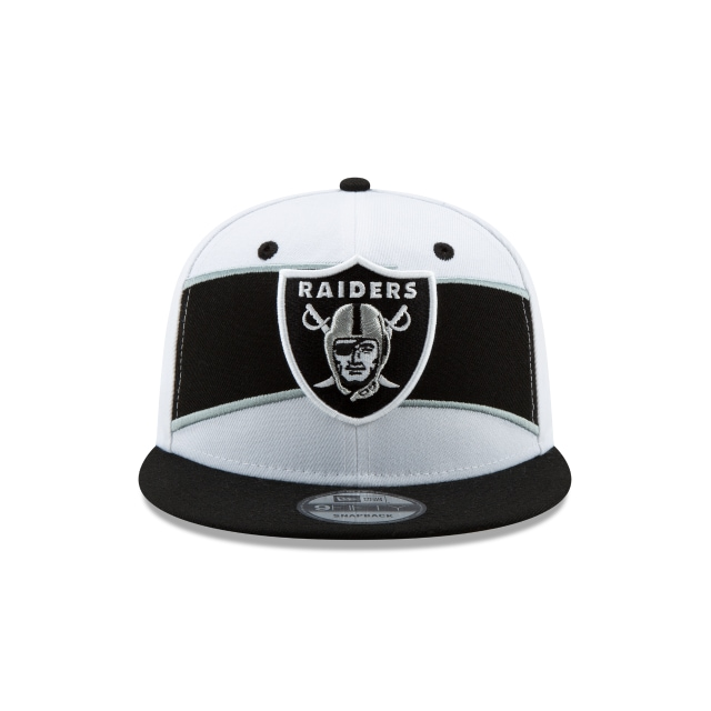 Oakland Raiders NFL Thanksgiving 2018  9Fifty Snapback Vista frontal