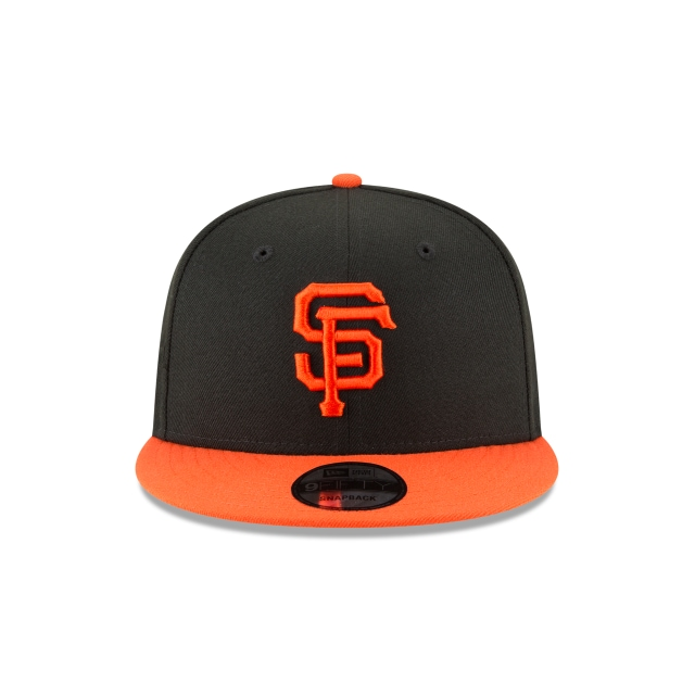San Francisco Giants Side Stated  9Fifty Snapback Vista frontal