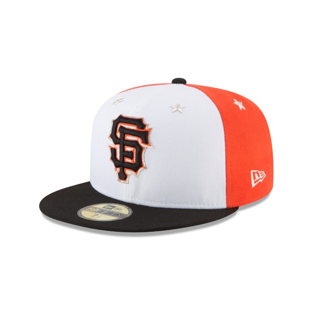 San Francisco Giants Mlb All-star Game 2018  59fifty Cerrada | San Francisco Giants Caps | New Era Cap