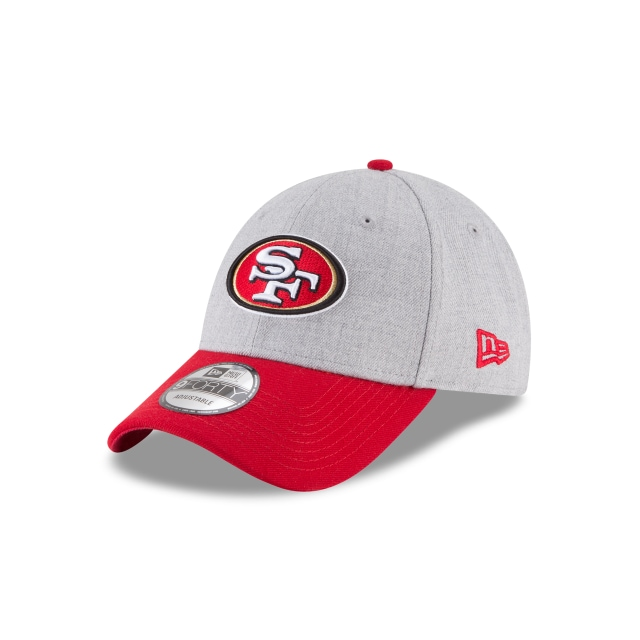 San Francisco 49Ers The League 9Forty Strapback Vista izquierda tres cuartos
