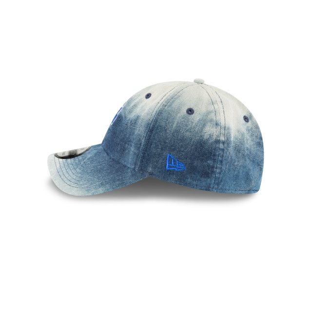 Montreal Expos Denim Wash Out  9Twenty Strapback Vista izquierda