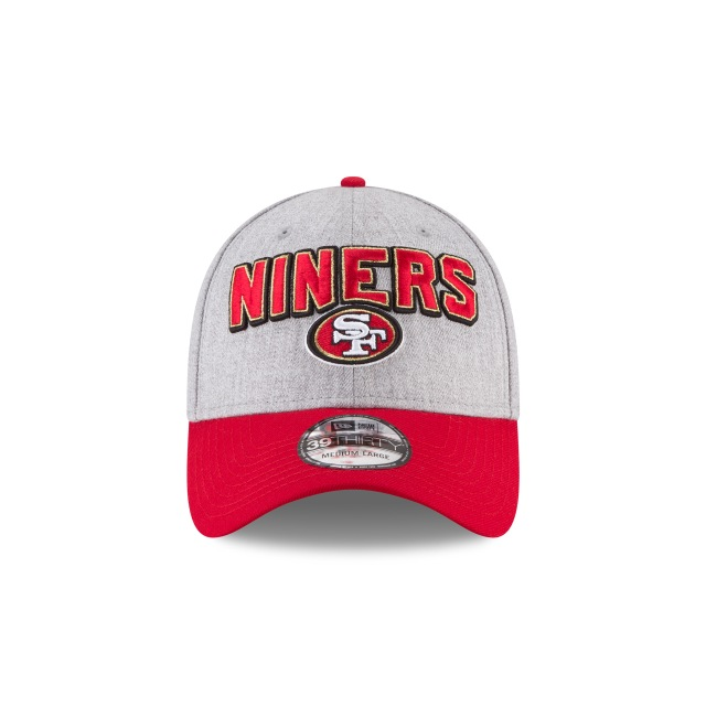 San Francisco 49Ers Draft NFL 2018 39Thirty Elástica Vista frontal