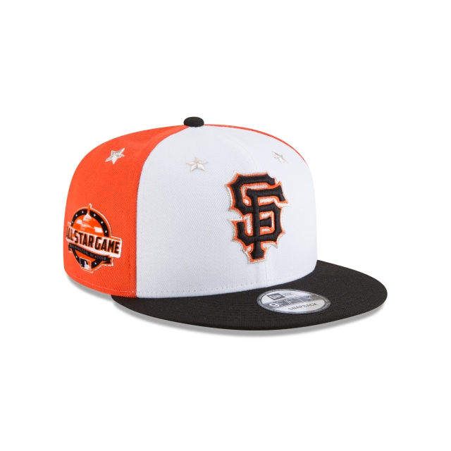 San Francisco Giants MLB All-Star Game 2018 Niño 9Fifty Snapback Vista derecha tres cuartos