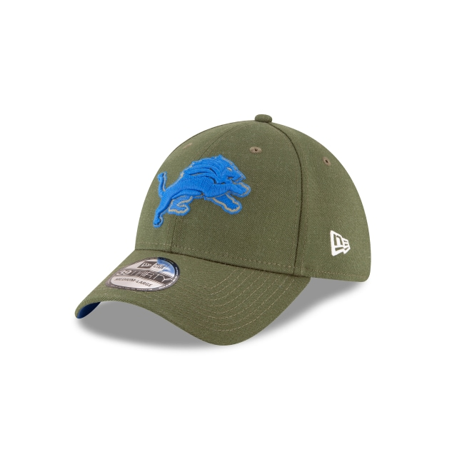 Detroit Lions Nfl Salute To Service 2018  39thirty Elástica | New Era Cap