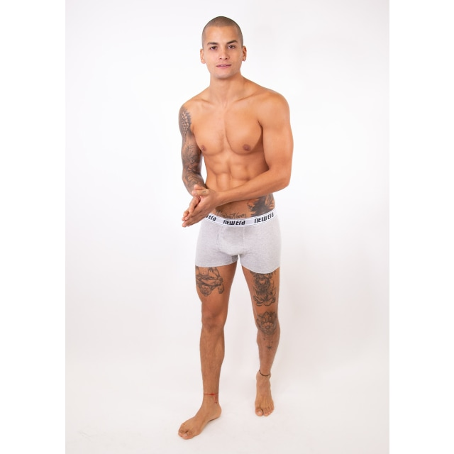 New Era Underwear Trunk 3Pack Vista frontal