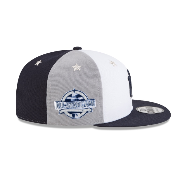 New York Yankees MLB All-Star Game 2018  9Fifty Snapback Vista derecha