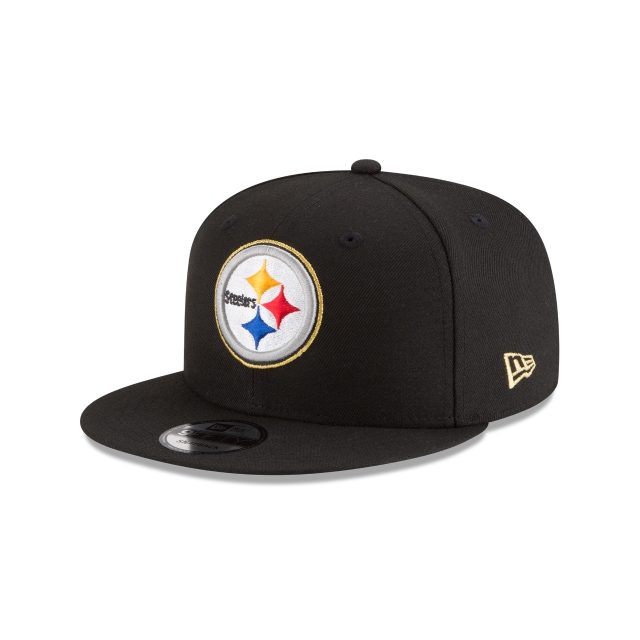 Pittsburgh Steelers Tribute Flip  9fifty Snapback | New Era Cap