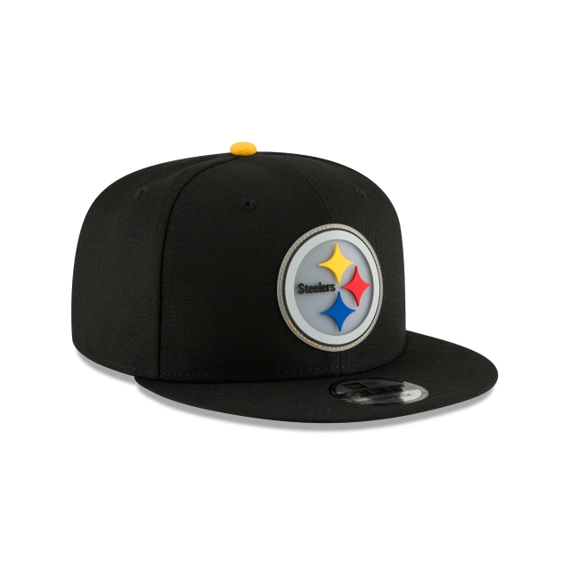 Pittsburgh Steelers Team Cleared  9Fifty Snapback Vista derecha tres cuartos